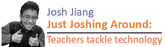 Teachers Tackle Technology