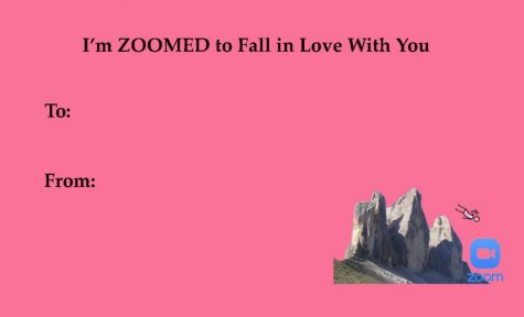Showing Love from a Distance: Pandemic Valentines Day Cards
