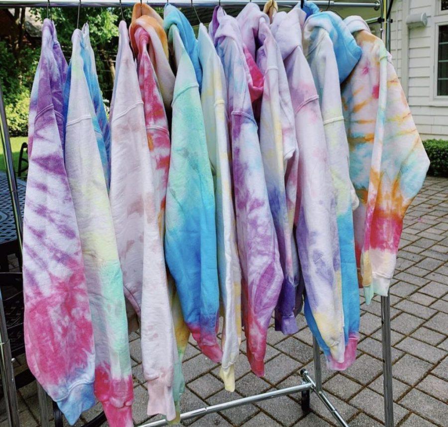 Alumni Loungewear Company Is to Dye for