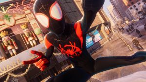 Caught in a Web of Entertainment: Spider-Man: Miles Morales Reviewed