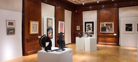 Gallery image from Nassau County Museum of Art, Heroines of Abstract Expressionism and FEM.